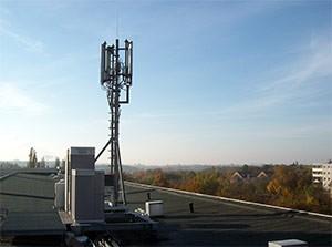 LTE Antenne; Bild: Telefonica